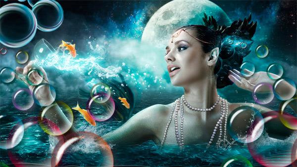 Люди, рожденные под знаком Зодиака Рыбы, очаровательны, романтичны и сильные натуры.