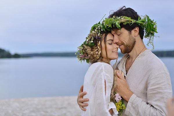 Изначально свадебные цветы имели сакральный смысл.
